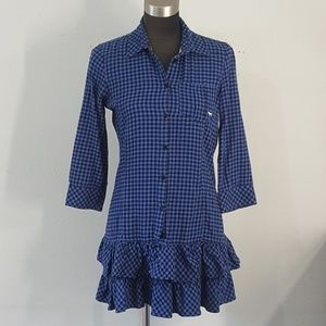 Pink Victoria Secret Kentucky Wildcats Tunic Dress